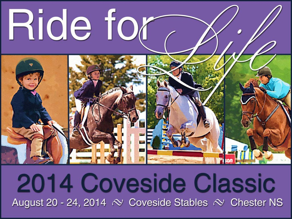 2014 Coveside Classic Poster