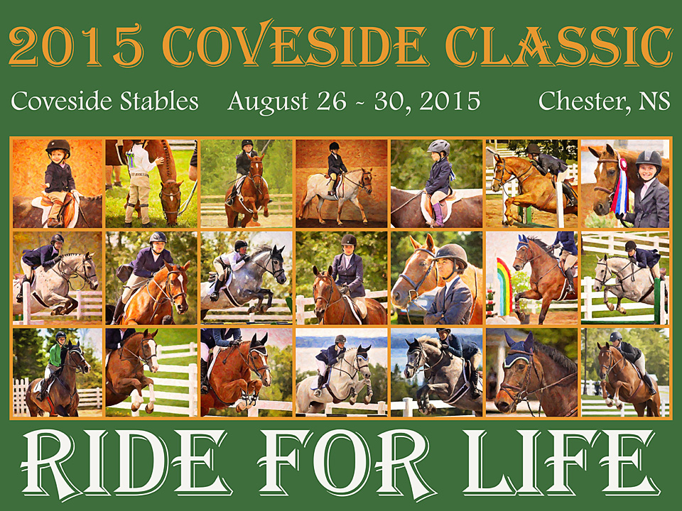 2015 Coveside Classic Poster